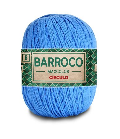 Barroco Maxcolor Nº 6 200g Cor 2500 - ACQUA