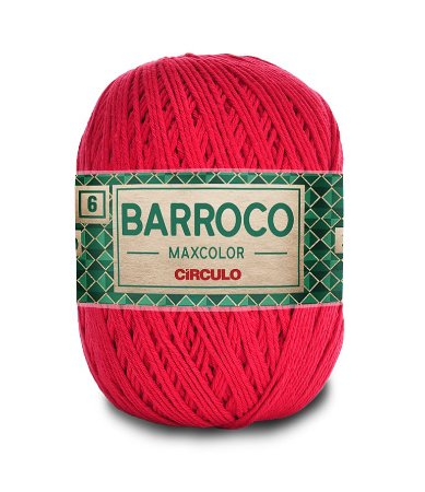 Barroco Maxcolor Nº 6 200g Cor 3635 - PAIXÃO
