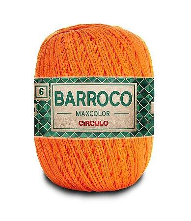 Barroco Maxcolor Nº 6 200g Cor 4456 - LARANJA