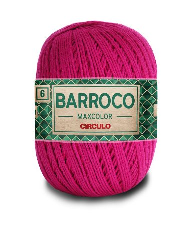 Barroco Maxcolor Nº 6 200g Cor 6133 - PINK