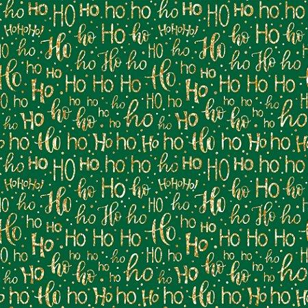 Tecido Tricoline 100% Algodão Natal Comum - 1274-59
