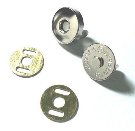 Botão Magnético | Imantado - M ou G - Pacote Com 10 Unidades