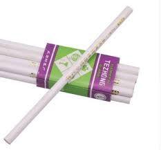 Lápis Branco Para Marcar Tecido - Unidade