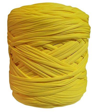 Fio de Malha Midala - 1 kg - Amarelo Forte