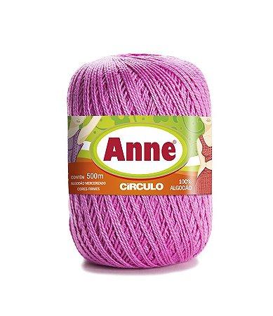 Linha Anne 500 Circulo - Cor 6085 - BALÉ