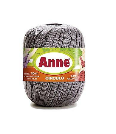 Linha Anne 500 Circulo - Cor 8797 - ALUMÍNIO