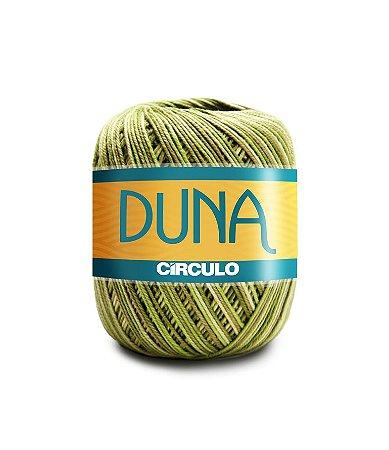 Linha Duna 100g Círculo - Cor 9392 - FOLHA