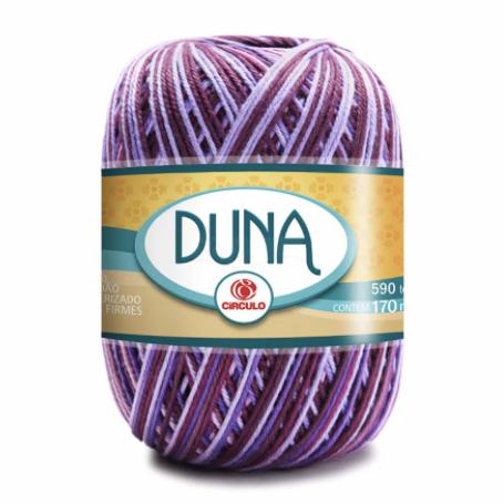 Linha Duna 100g Círculo - Cor 9751 - UVA