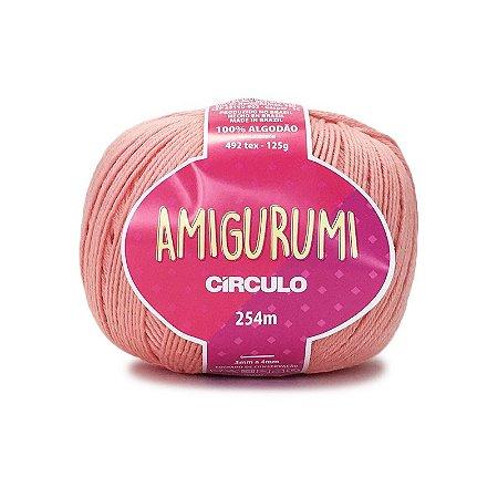 Fio Amigurumi 254m Círculo - Cor 4092 - ORGANZA