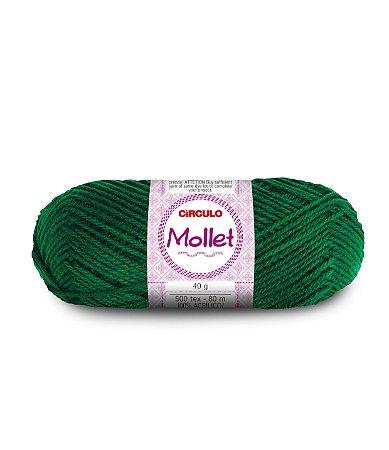 Lã Mollet 40g Cor - 453 - TREVO