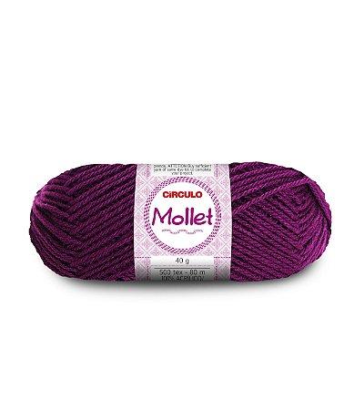 Lã Mollet 40g Cor - 6313 - AMORA