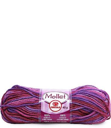 Lã Mollet 40g Cor - 9529