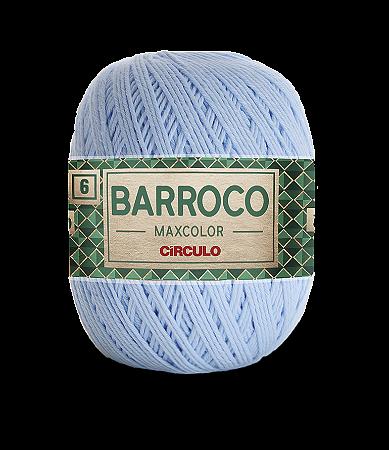 Barroco Maxcolor 6 - 200g Cor 2012 - AZUL CANDY