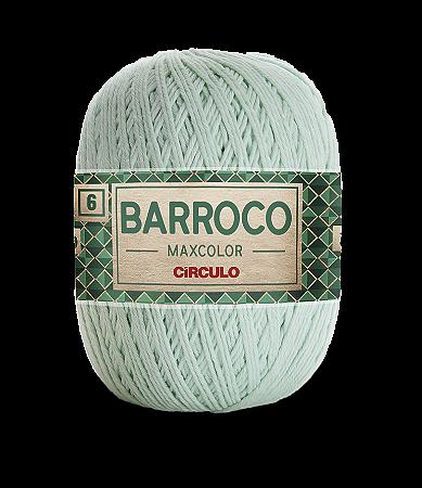 Barroco Maxcolor 6 - 200g Cor 2204 - VERDE CANDY