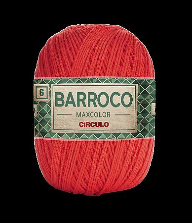 Barroco Maxcolor Nº 6 200g Cor 3524 - CHAMA