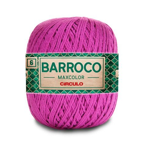 Barroco Maxcolor 6 - 200g Cor 6214