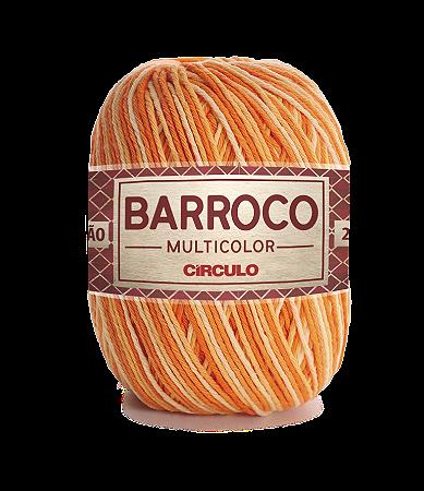 Barbante Barroco Multicolor 200g Cor 9059 - ABÓBORA
