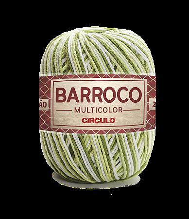 Barbante Barroco Multicolor N.6 200g Cor 9391 - BABOSA