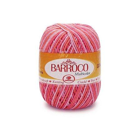 Barbante Barroco Multicolor N.6 200g Cor 9412