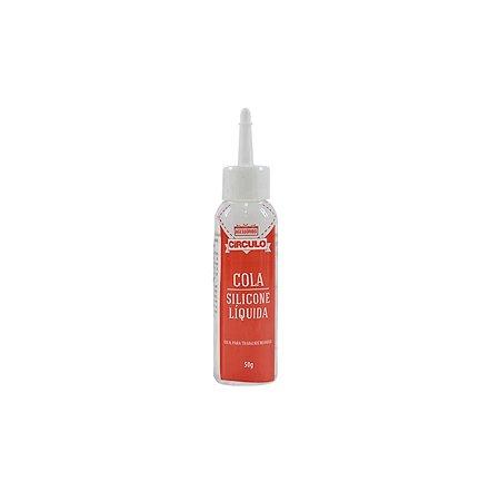 Cola de Silicone Líquida 50g Círculo