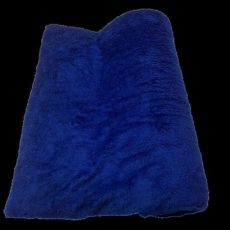 Manta De Microfibra Casal Altomax - 1,80 x 2,00m - Azul Marinho
