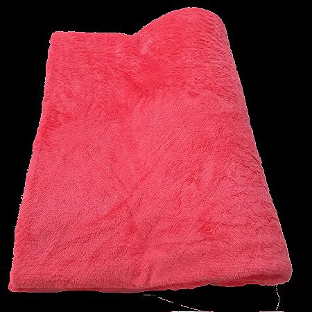 Manta De Microfibra Casal Altomax - 1,80 x 2,00m - Rosa Chiclete