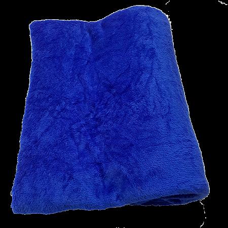 Manta De Microfibra Casal Altomax - 1,80 x 2,00m - Azul Royal
