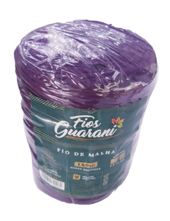 Fio de Malha Guarani 140m - Roxo