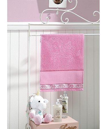 Toalha de Lavabo Para Bordar Dohler Baby Kids - 30 x 45 cm - FJ-6241 A/9921