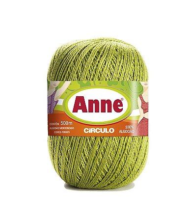 Linha Anne 500 Circulo - Cor 5800 - PISTACHE