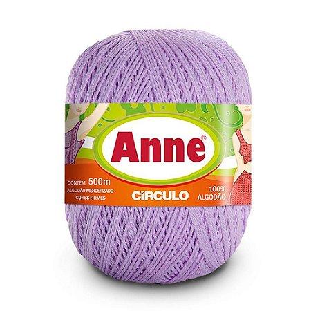 Linha Anne 500 Circulo - Cor 6029 - ORQUÍDEA