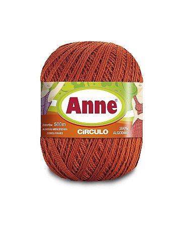 Linha Anne 500 Circulo - Cor 7529 - TERRACOTA