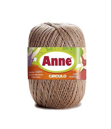 Linha Anne 500 Circulo - Cor 7650 - AMÊNDOA