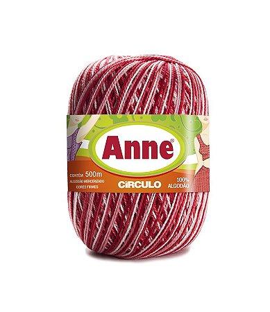Linha Anne 500 Circulo - COR 9202# - ANTÚRIO