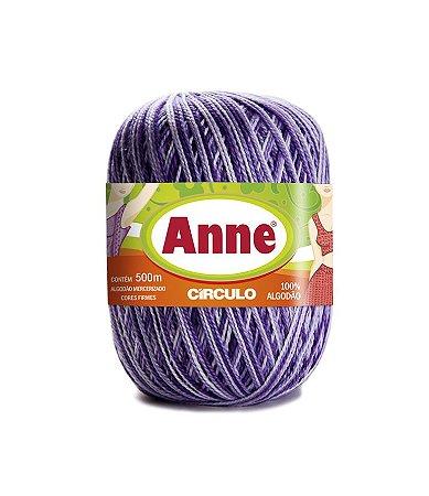 Linha Anne 500 Circulo - Cor 9587 - BONECA