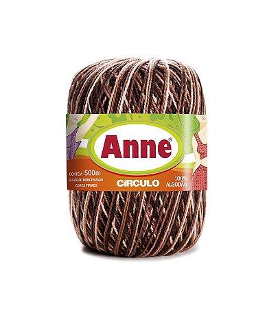 Linha Anne 500 Circulo - Cor 9601 - CAPUCCINO