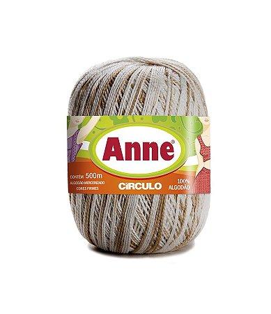 Linha Anne 500 Circulo - Cor 9900 - AREIA