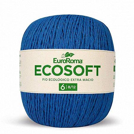 Barbante Ecosoft Euroroma - 8/12 | 452m Cor 903 - Azul Royal