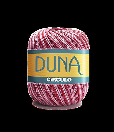 Linha Duna 100g Círculo - Cor 9309 - FRUTAS VERMELHAS