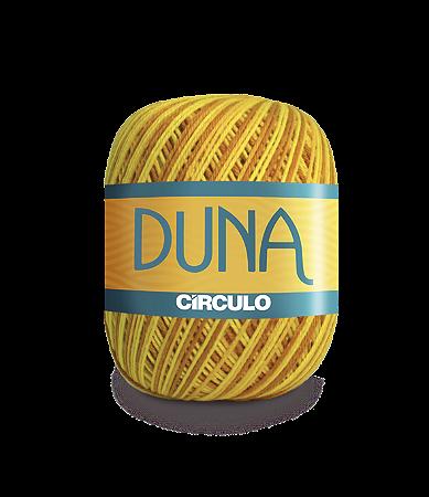 Linha Duna 100g Círculo - Cor 9433 - ABACAXI