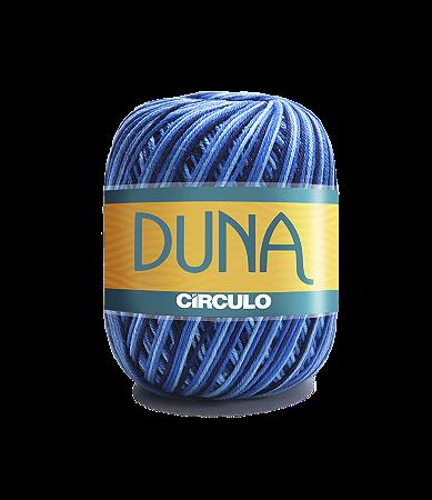 Linha Duna 100g Círculo - Cor 9482 - PACÍFICO
