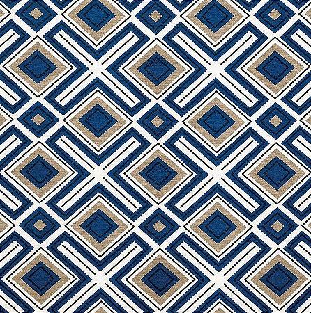 Tecido de Decoração Belize REF 5535-B Dohler - 1,00 x 1,40 m