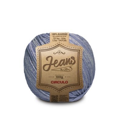 Fio Jeans 100g Cor 8741
