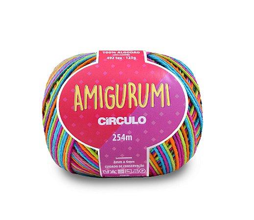 Fio Amigurumi 254m Círculo - Cor 9278 - LHAMA