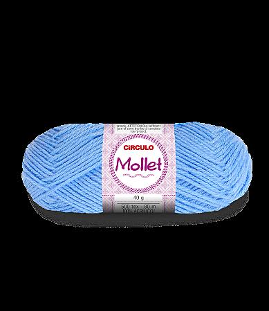 Lã Mollet 40g Cor - 541 - ENSEADA