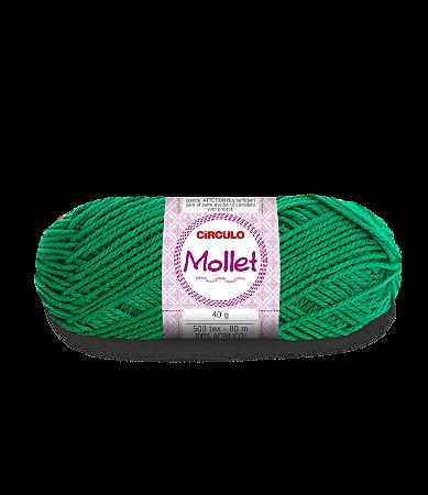 Lã Mollet 40g Cor - 5545 - BANDEIRA