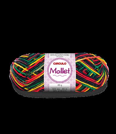 Lã Mollet 40g Cor - 9294 - OLODUM