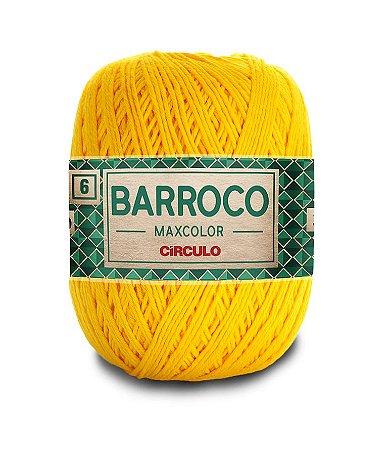 Barroco Maxcolor 6 - 200g Cor 1289 - CANÁRIO