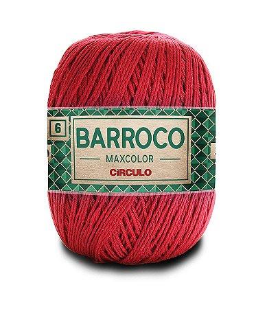 Barroco Maxcolor 6 - 200g Cor 3402 - VERMELHO CÍRCULO