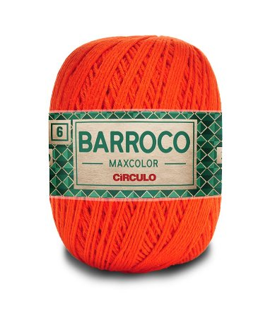 Barroco Maxcolor 6 - 200g Cor 4676 - BRASA
